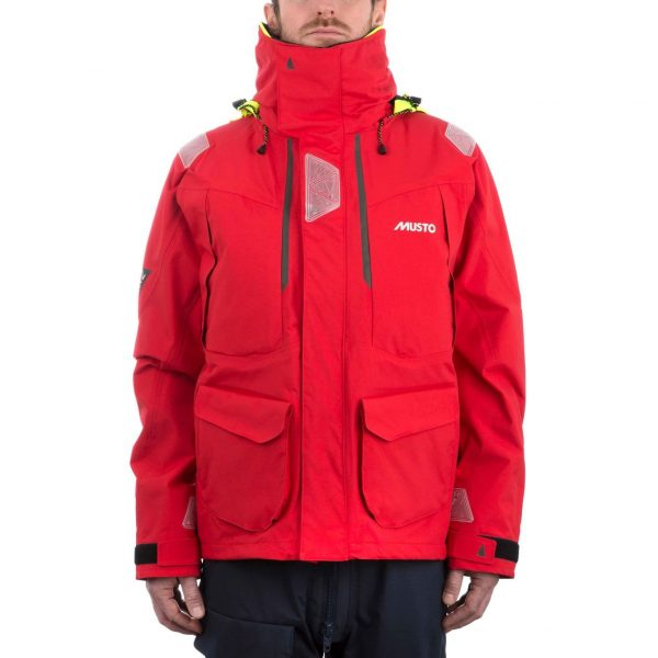 Musto BR2 Jacket | North Haven Marine
